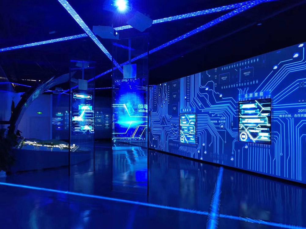 大数据展厅